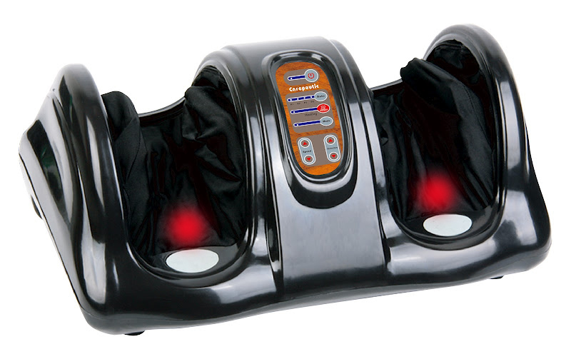 Carepeutic™ Deluxe Shiatsu Foot Massager with Warm Therapy